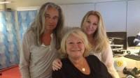 Jan, Tineke en Petra