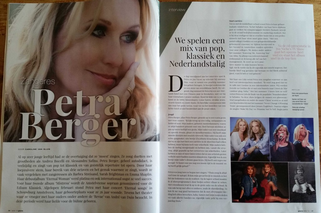 GlansMagazine 2014 -2
