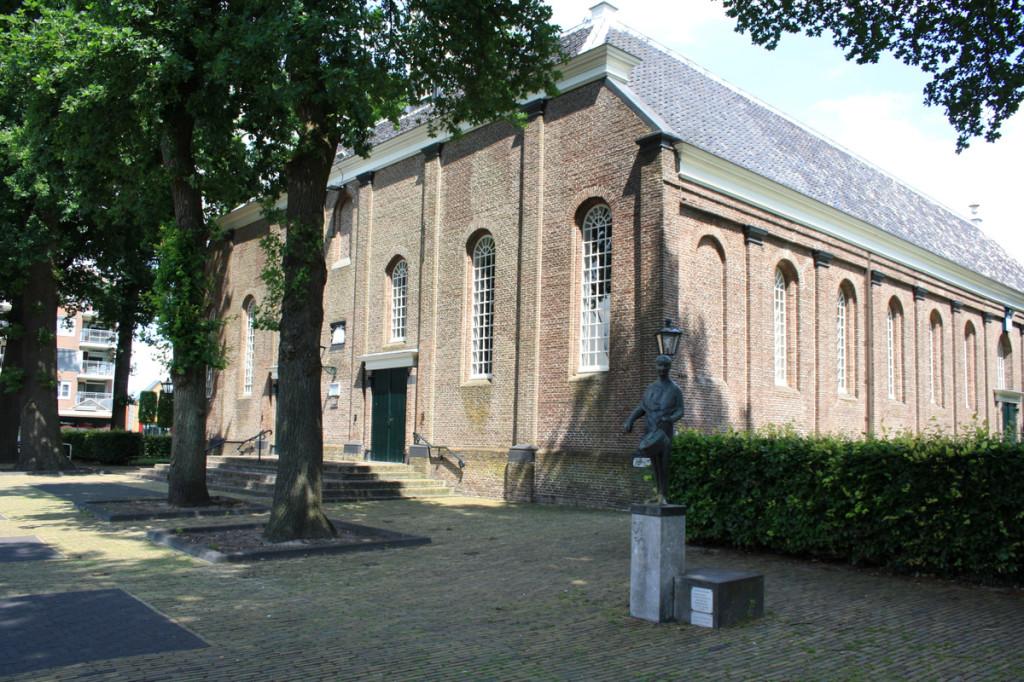 Hoogeveen_-_Hervormde_kerk_-_Grote_kerkstraat_40_-_22255_-2